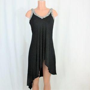 NWT Sky Clothing Brand Small Odakota Black Dress